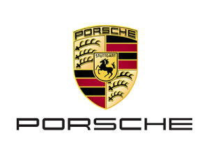 Porsche Logo And Wordmark 1024x768