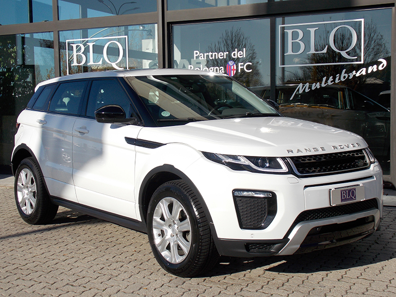land rover range rover evoque 2 0 td4 150 cv 5p se dynamic bologna multibrand. Black Bedroom Furniture Sets. Home Design Ideas